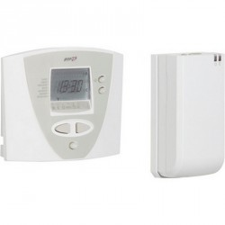 Thermostat electronique programmable sans fil atenza 743014 - Thermostat programmable sans fil ...