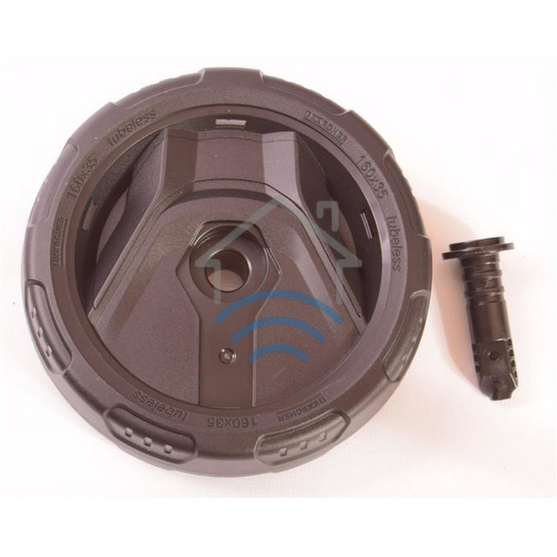 1 roue pour nettoyeur haute pression karcher k4 k5 full. Black Bedroom Furniture Sets. Home Design Ideas