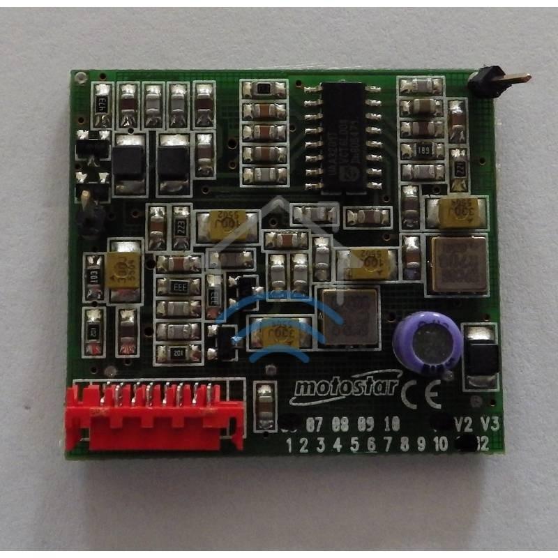 modèle RICSTAR Récepteur 2 voies MOTOSTAR