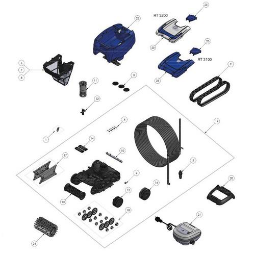 robot-zodiac-tornax-rt3200-eclate
